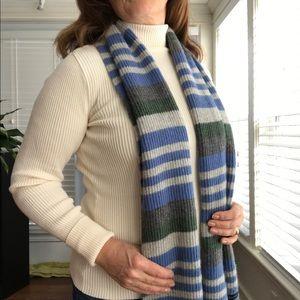 Lands' End scarf